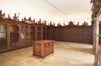 Silberkammer, Residenz Ellingen, restaurierter Zustand